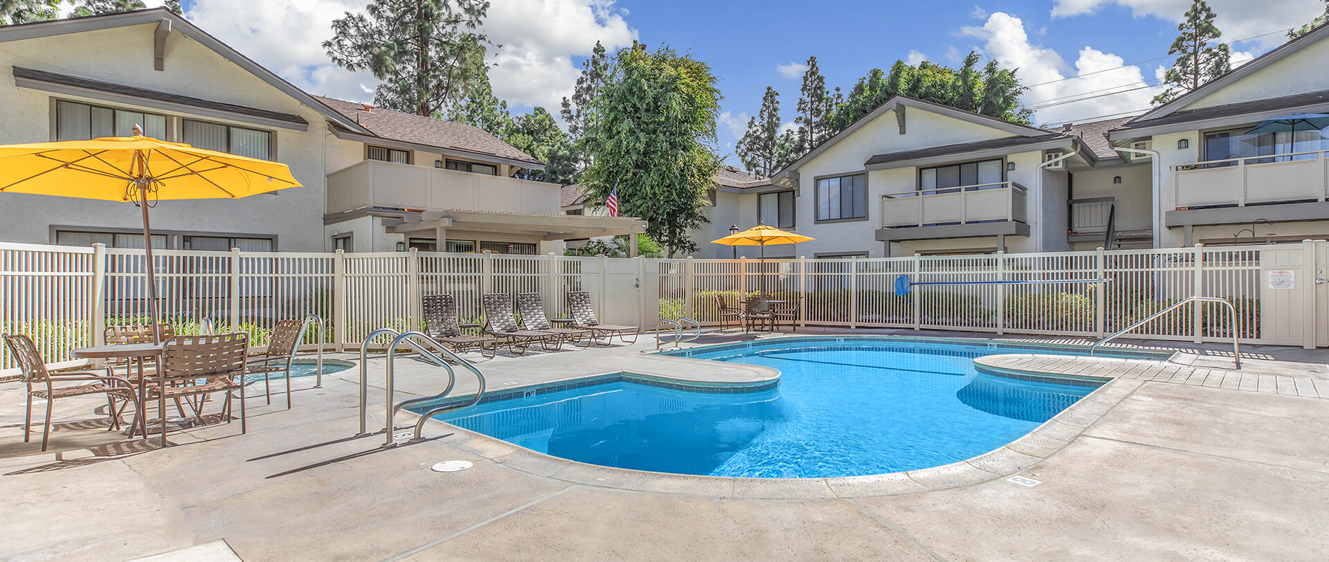 Park City Apartment Homes Apartments in Orange CA